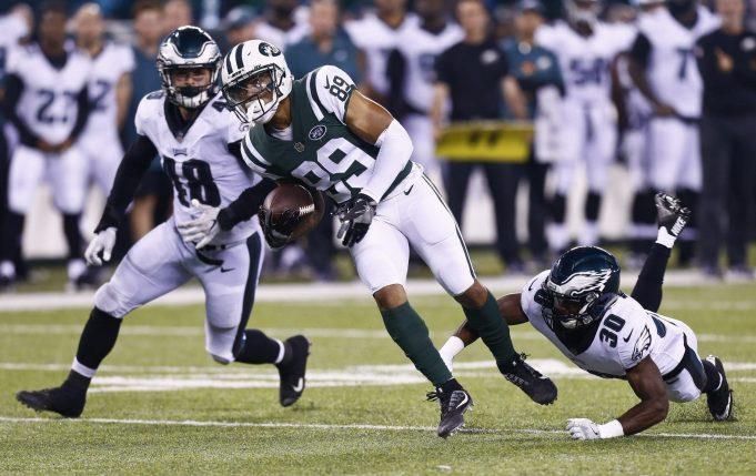 New York Jets Gang Green News, 10/15/17: Jalin Marshall Waived, Kony Ealy Primed