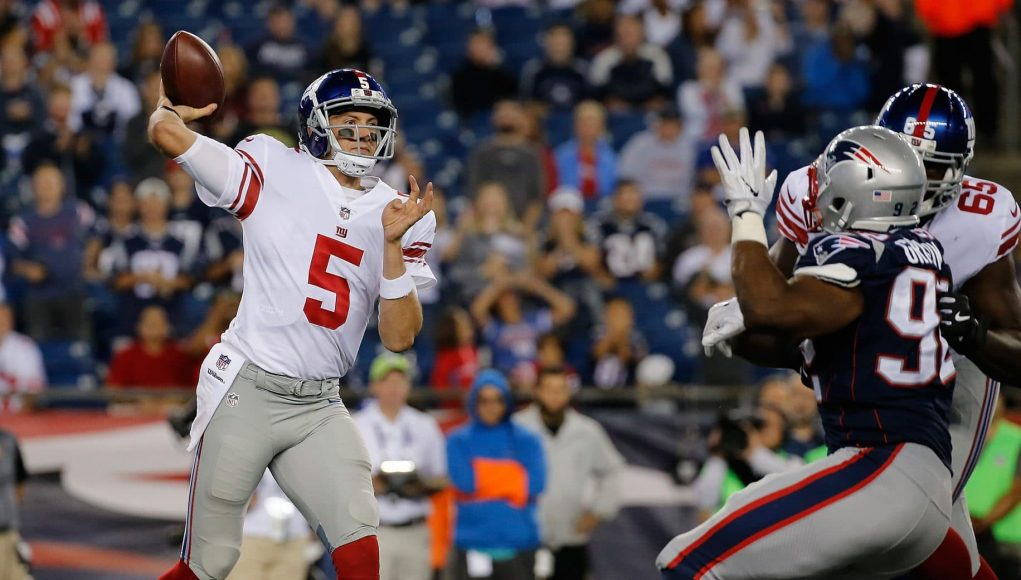 Don't Expect To See Davis Webb Just Yet, New York Giants Fans