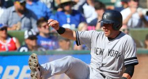 Austin Romine New York Yankees