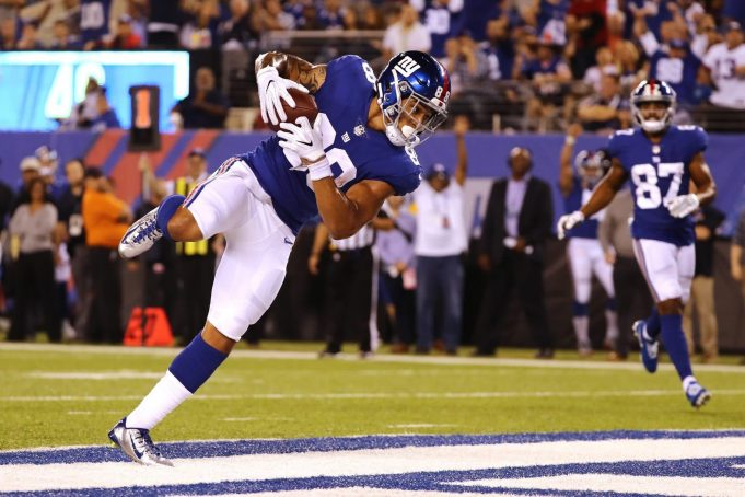New York Giants Should Play Evan Engram at WR for the Remainder of 2017 1
