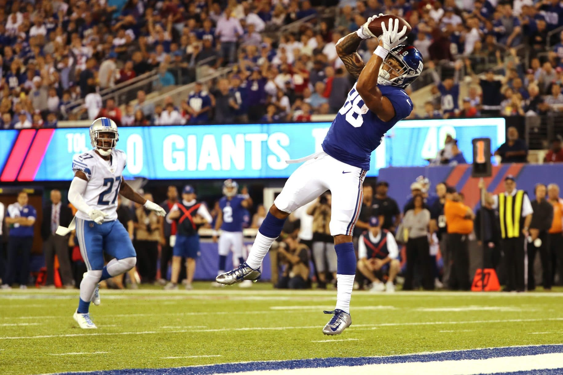 New York Giants Need to Feature Evan Engram Against the Chargers 2