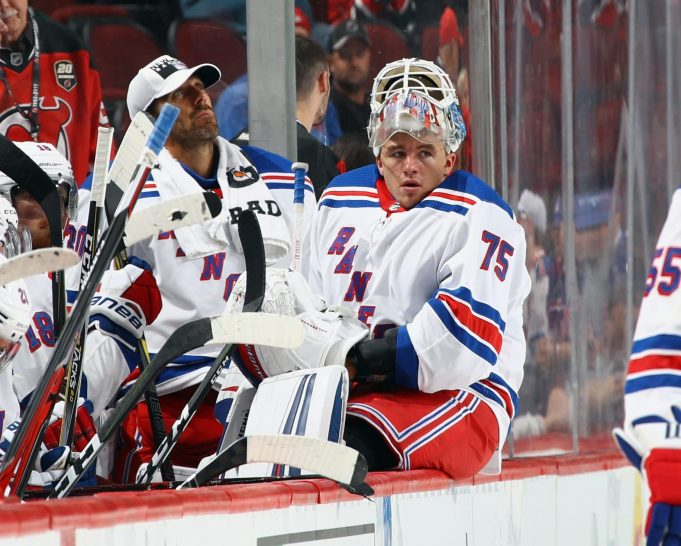 New York Rangers Announce Official Roster