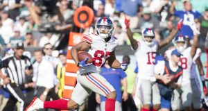 Eye-Opening Stats Prove Sterling Shepard Isn't Forgotten Man in Giants Offense