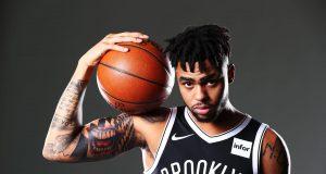 Brooklyn's New Backcourt Leads Them Over New York, 117-83 (Report)