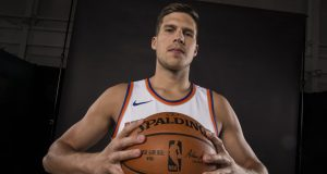 New York Knicks News Mix, 10/2/17: Starting Lineup Revealed In Scrimmage?