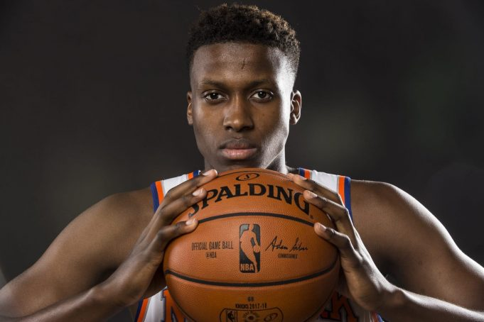New York Knicks News Mix, 10/26/17: Frank Ntilikina Expected to Play Friday