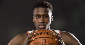 New York Knicks News Mix, 10/6/17: Frank Ntilikina Out vs. Wizards