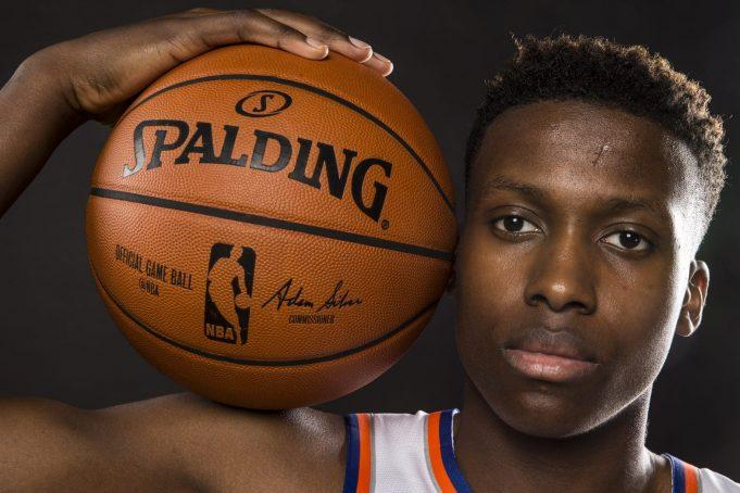 New York Knicks News Mix, 10/29/17: LeBron's Friend Talks Up Frank Ntilikina