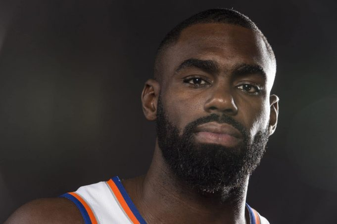 Knicks' Tim Hardaway Jr. Has Playoff Expectations For 2017-18