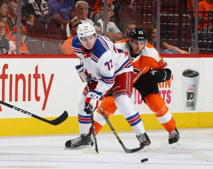 New York Rangers First-Round Pick Filip Chytil Injured In Hartford (Report)