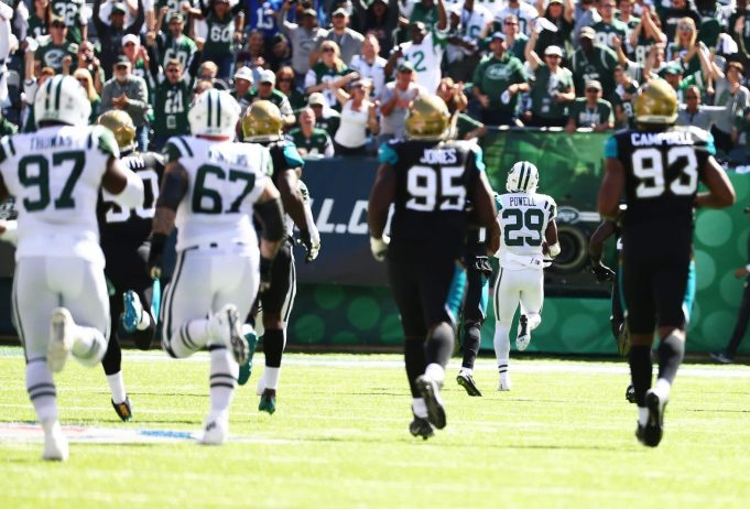 New York Jets 23, Jacksonville Jaguars 20: Bilal Powell Leads Ground & Pound in OT Win (Highlights)