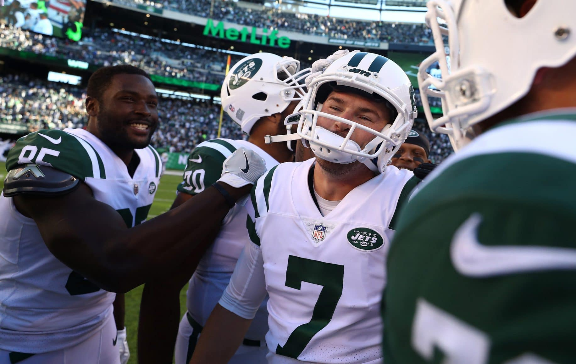Chandler Catanzaro New York Jets