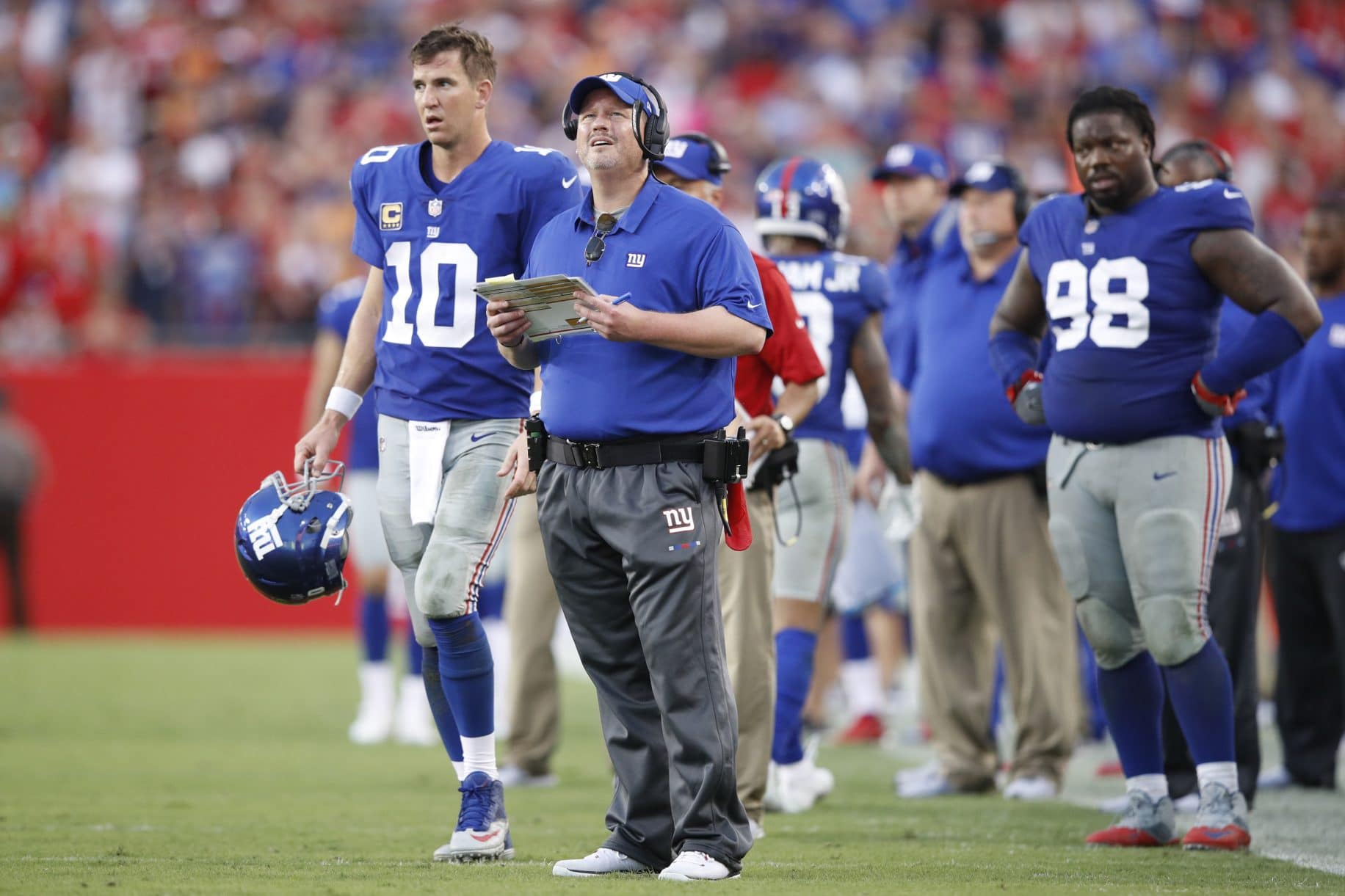 Still Hope for the New York Giants in 2017? Just Ask the Chargers