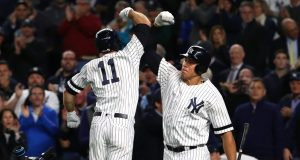 New York Yankees: Aaron Judge Smokes First Postseason Dinger (Video)