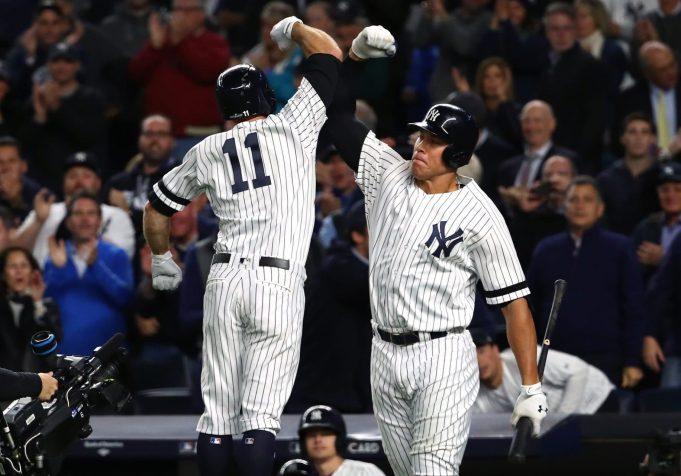 New York Yankees: Aaron Judge Smokes First Postseason Dinger (Video)
