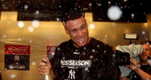 New York Yankees' Bomber Buzz 10/5/17: Judge Continues To Make History