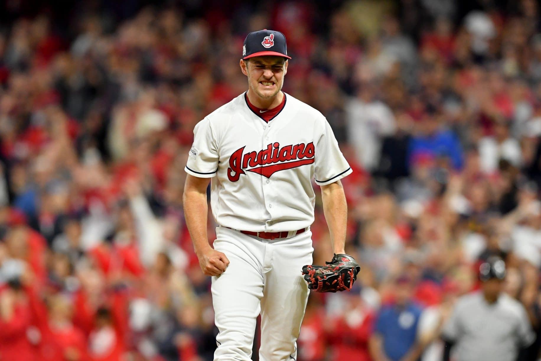 Trevor Bauer Shuts Down New York Yankees, Cleveland Takes Game 1