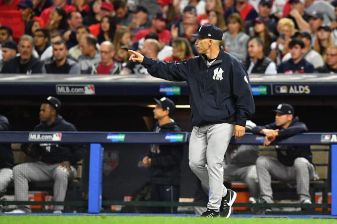 Mets Interested In New York Yankees Manager Joe Girardi (Report)