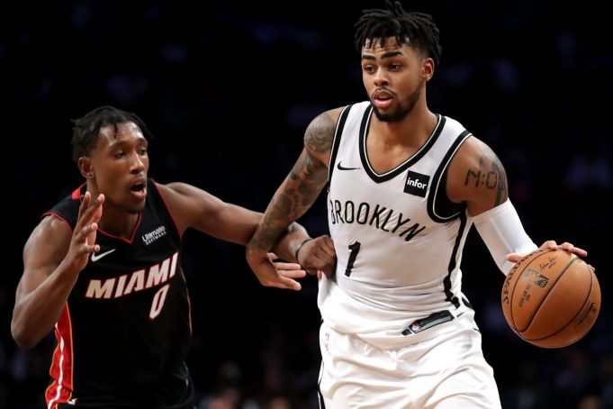Brooklyn Nets News Beat 10/18/17: D'Angelo Russell, Jeremy Lin Quotes