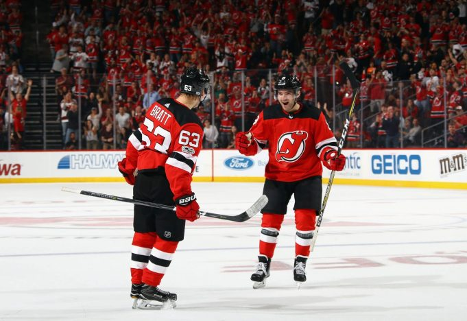New Jersey Devils: The Kids Are More Than Alright