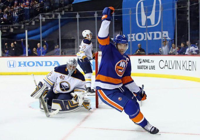 Casey Cizikas, John Tavares Lead New York Islanders To 6-3 Victory Over Buffalo Sabres (Highlights)