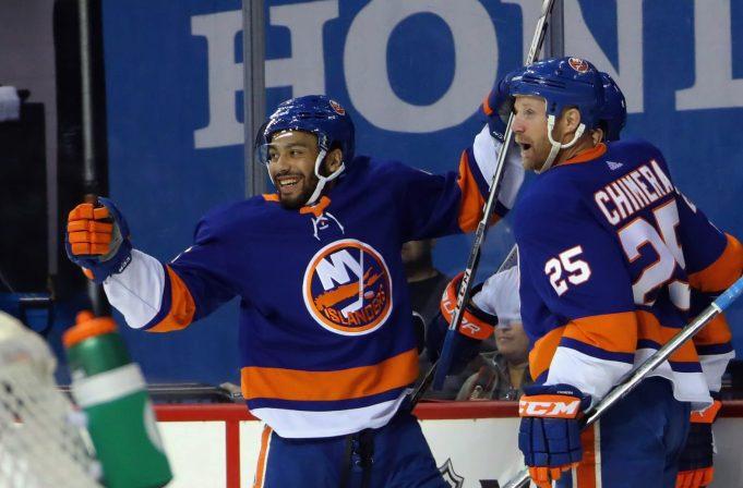 New York Islanders Send Josh Ho-Sang To Bridgeport