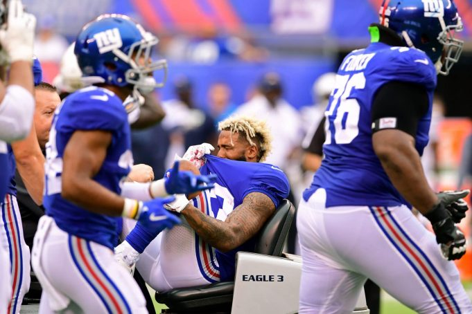 Los Angeles Chargers 27, New York Giants 22: Big Blue Zapped By LA In Battle of Imperfection (Highlights)