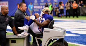 Odell Beckham Jr. the Latest To Fall Victim of the New York Giants WR Curse 6