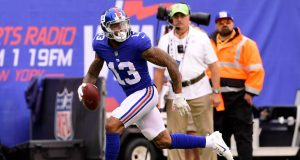 New York Giants Lose Game, Odell Beckham Jr And Three Other Receivers 2