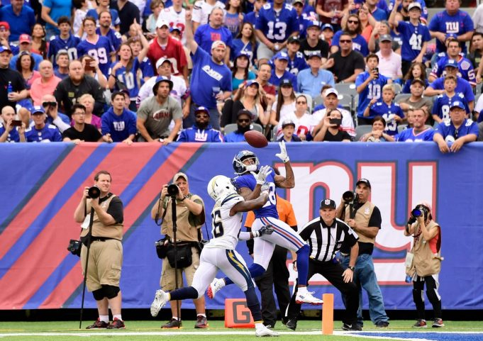 Fresh New York Giants' WRs Have Shot to Showcase Ability for Future 1