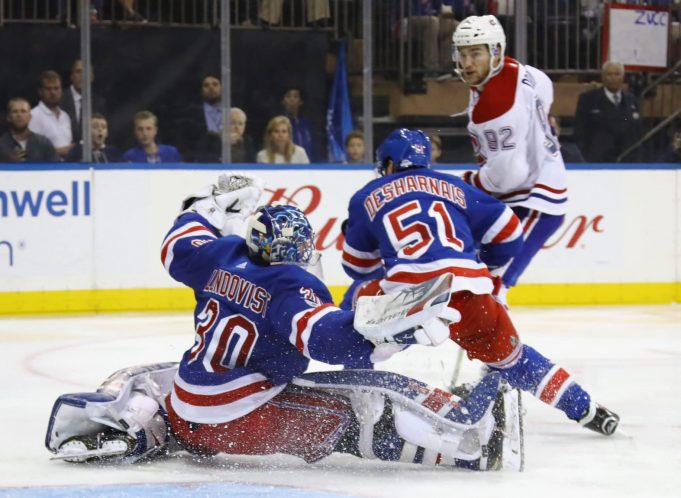 New York Rangers Are Not In Panic Mode -- Not Yet, At Least