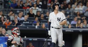 Greg Bird Lifts Yankees With Solo Bomb As Elimination Is Avoided