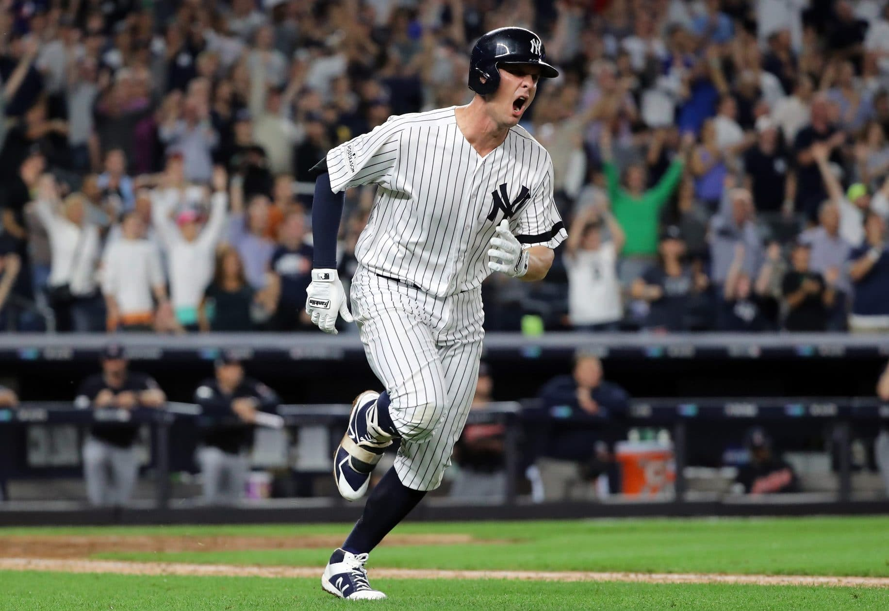 New York Yankees: Why Greg Bird's Game 3 Performance Stands Out