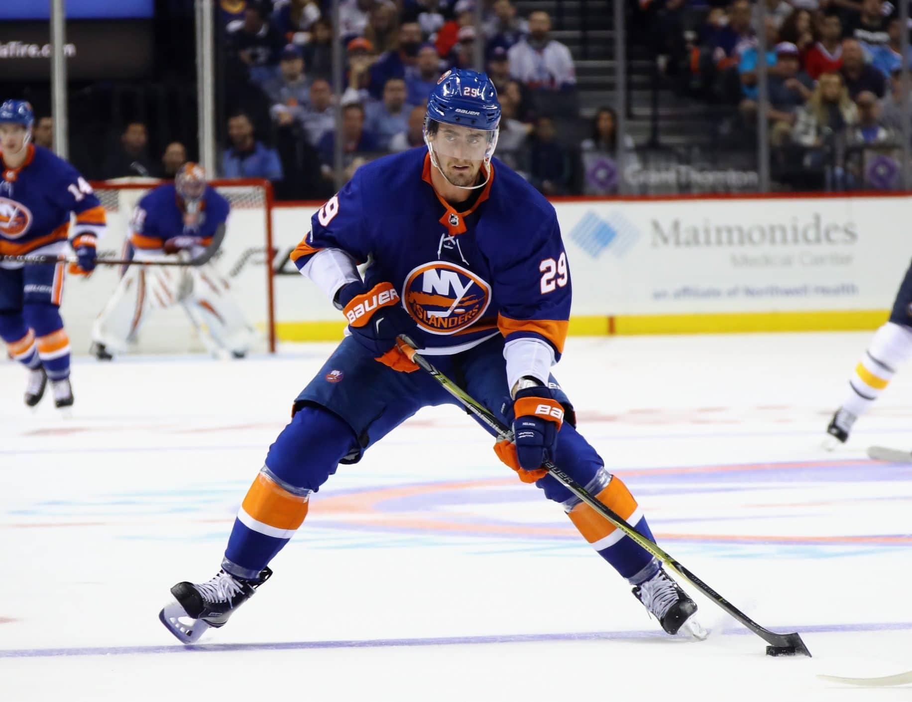 Brock Nelson New York Islanders