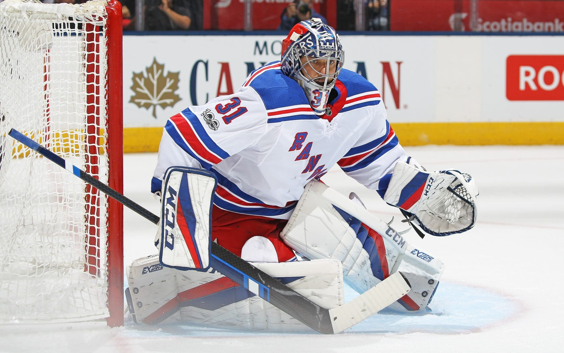 Like it or not, here comes Ondrej Pavelec for the New York Rangers