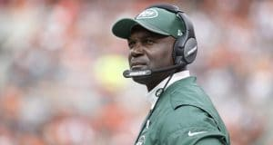 New York Jets Todd Bowles