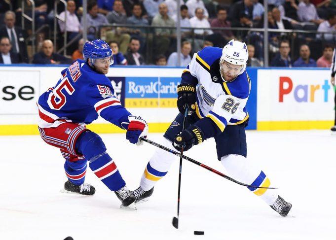 New York Rangers Blueshirt Beat 10/13/17: Rangers Make Line Changes