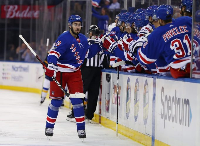 Mika Zibanejad Has Been New York Rangers' Only Bright Spot 2