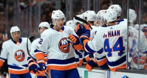 New York Islanders: Scott Mayfield Proving His Top Four Worth