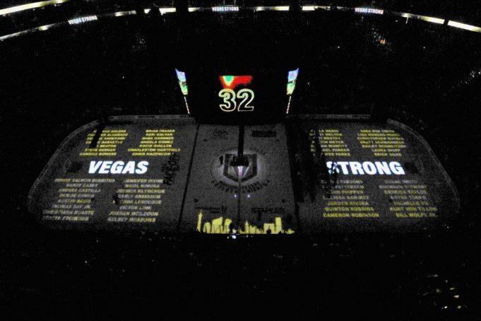 Viva Las Vegas: Golden Knights, Fans Help Heal A City