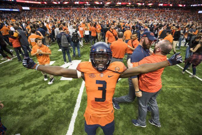 Metro College Football Rankings, Week 7: Huge Win Creates New No. 1