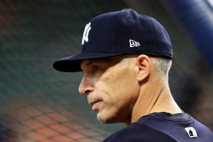 Joe Girardi, New York Yankees To Part Ways (Report)
