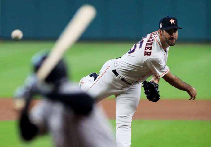 History Shows Justin Verlander is No Easy Task for Yankees in Game 6