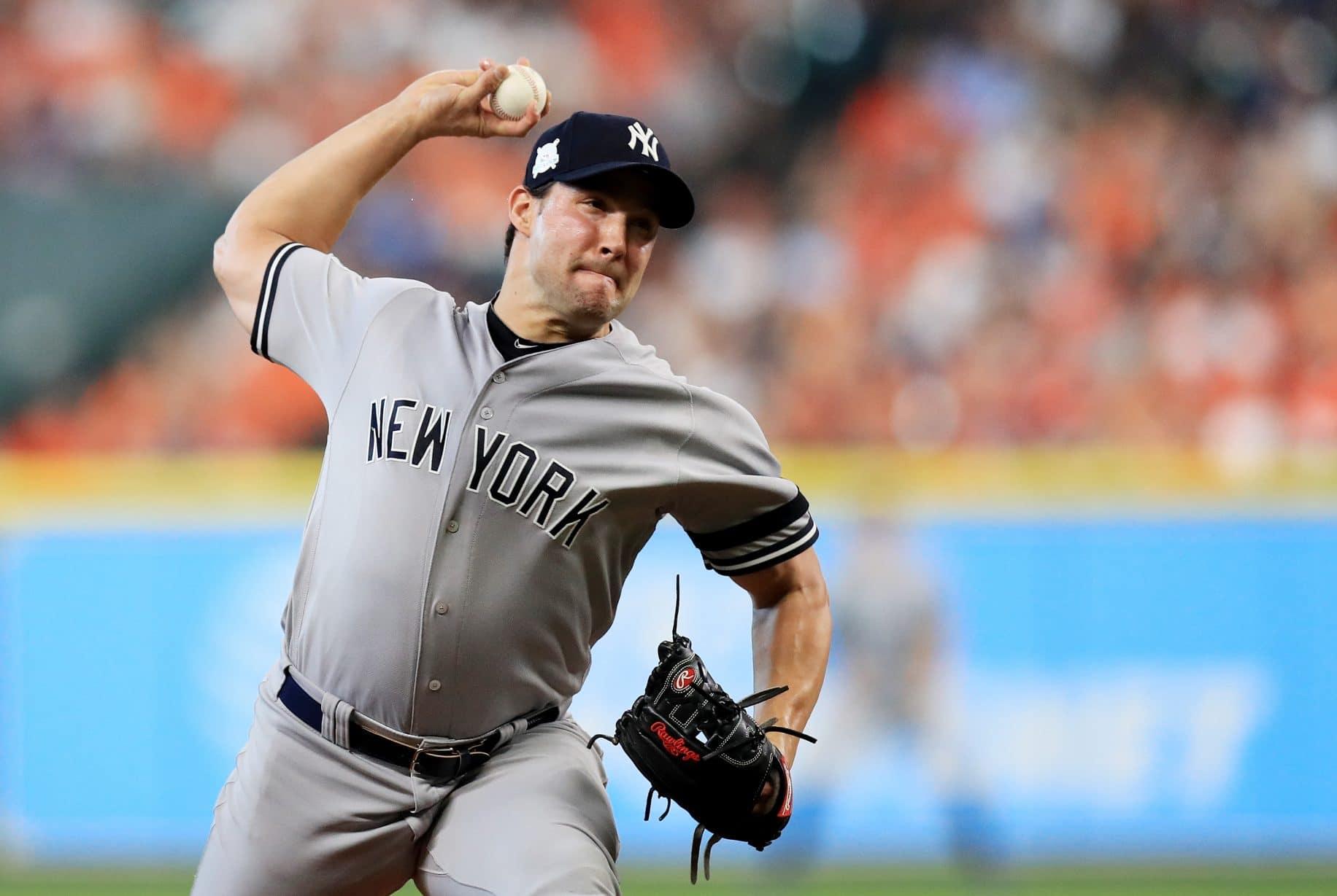 Tommy Kahnle New York Yankees