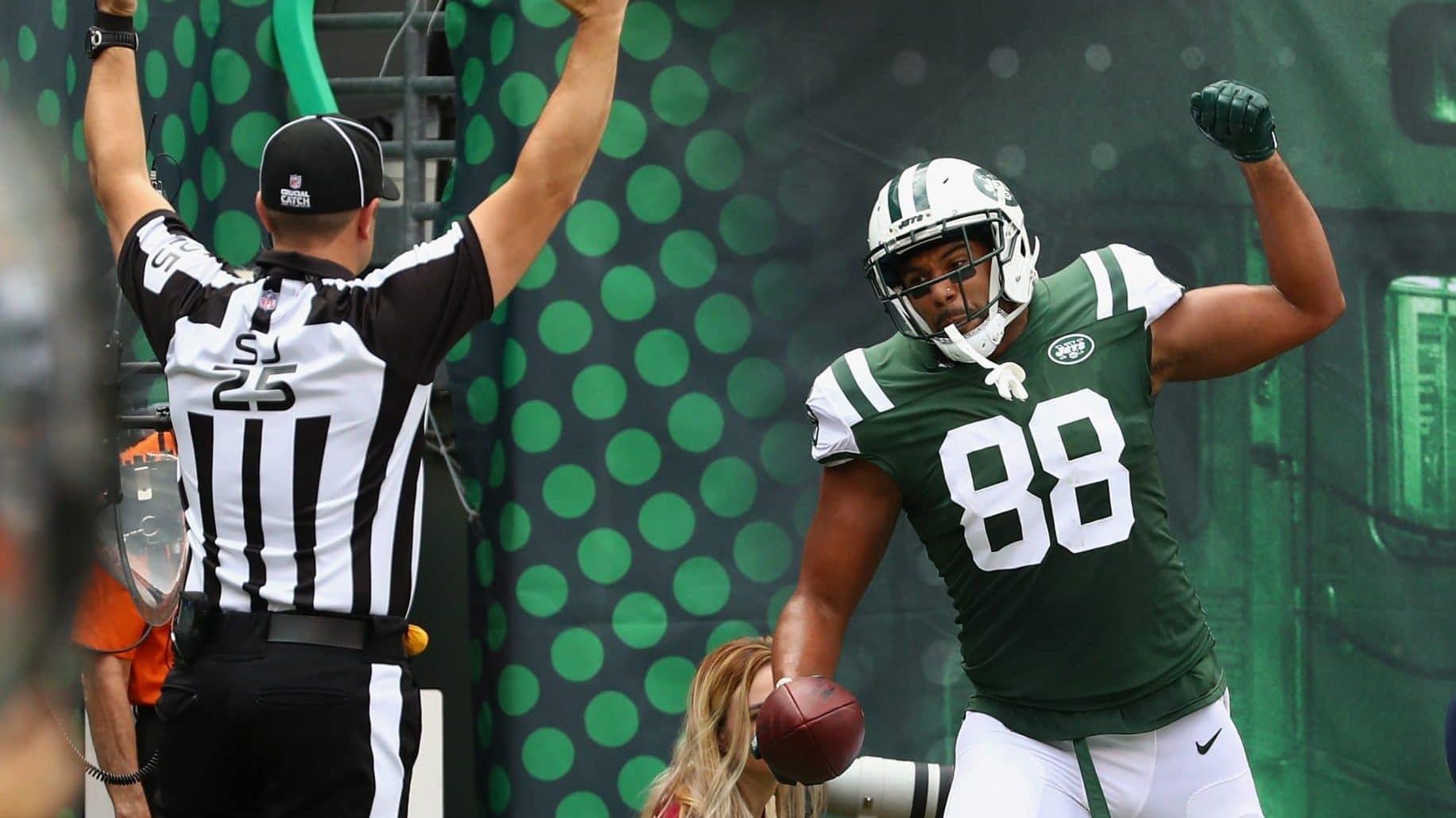 Austin Seferian-Jenkins New York Jets