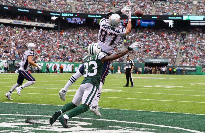 New York Jets: Jamal Adams Played Very Well Despite 2 Gronkowski TDs (Film Room) 1