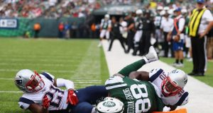 New York Jets 17, New England Patriots 24: Home Team Robbed By Atrocious Call (Highlights)