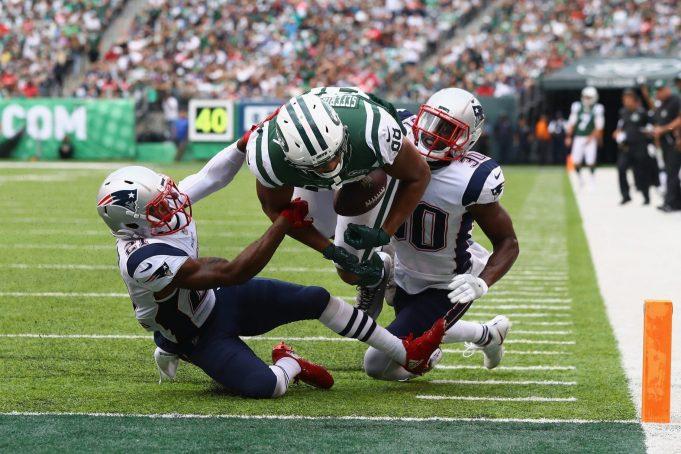 NFL's Explanation of the New York Jets' ASJ Overturned TD Insults Everybody's Intelligence