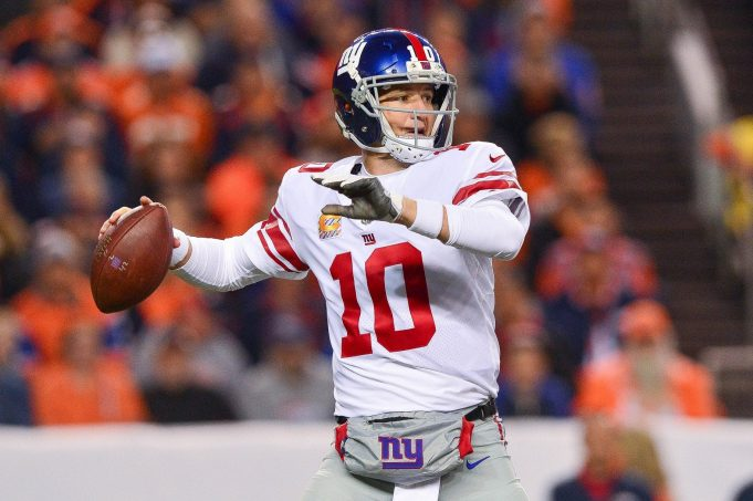 New York Giants: Eli Manning Voted 'Most Overrated QB' In ESPN Player Poll