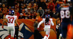 New York Giants Game Balls In Win Over Denver Broncos: Jackrabbit and Friends (Highlights) 2